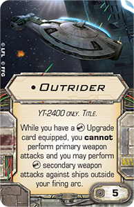 outrider